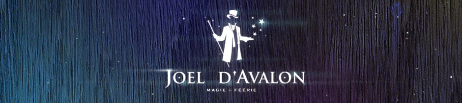 magicien spectacle Joël d'Avalon